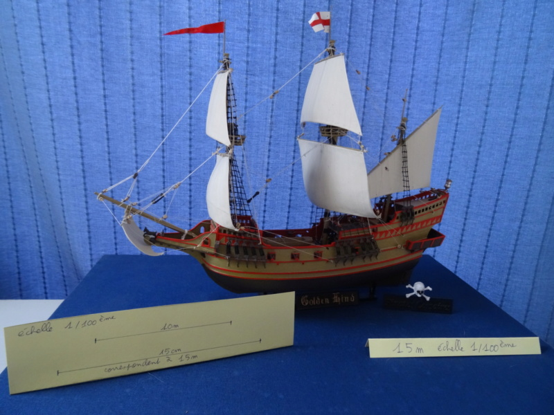 Galion corsaire ou pirate, Heller, 1/100e? Corsai11