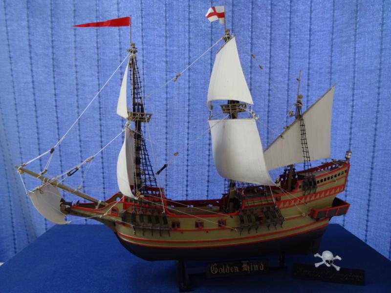 Galion corsaire ou pirate, Heller, 1/100e? Corsai12