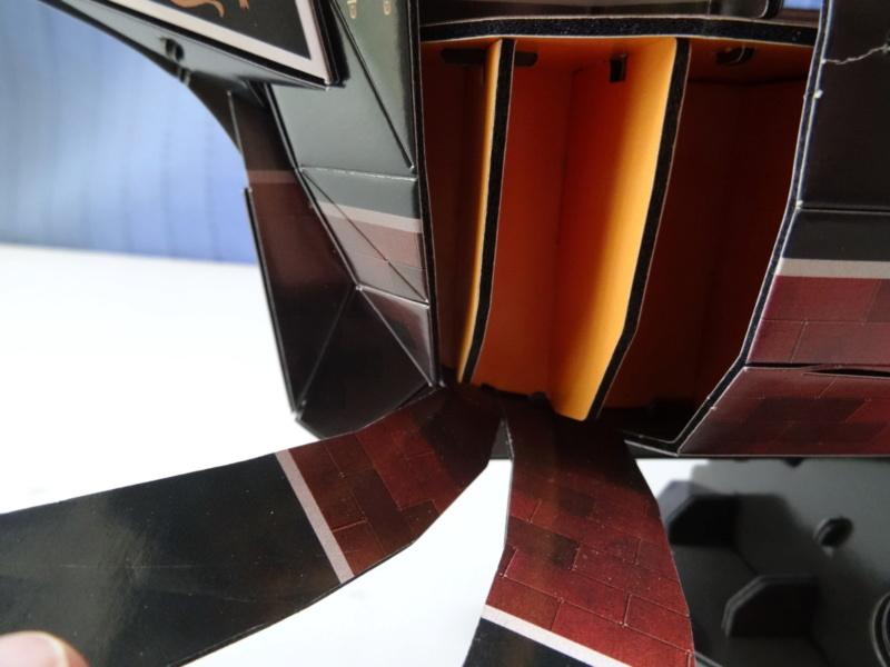 Corvette chilienne Esmeralda, Dalos, 1/100e, carton EPS  Esmera15