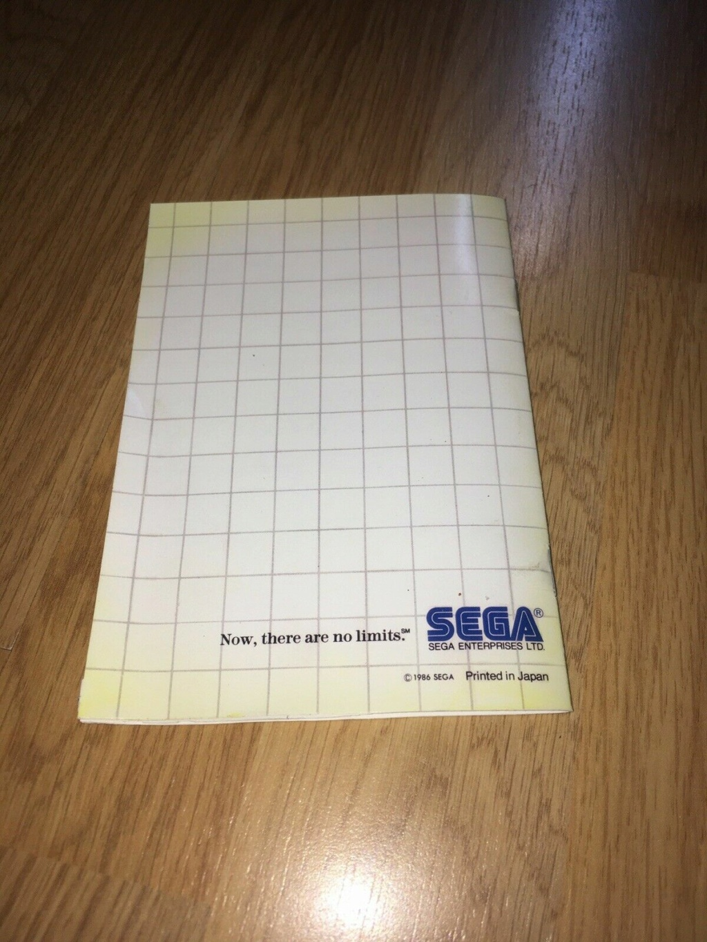 [VDS] HANG-ON The Sega Card Master System complet en boîte et notice 06hang10