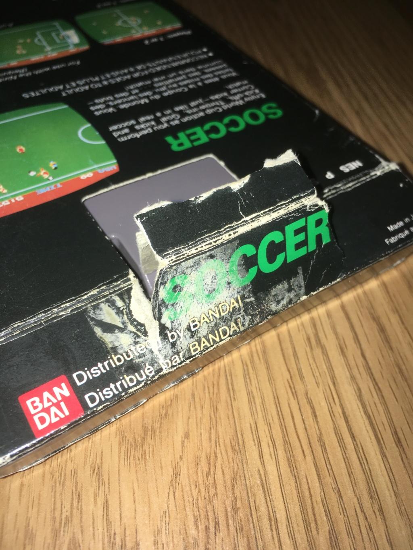 [VDS] Jeux NES / SNES PAL complets dont Les Schtroumpfs avec son poster Soccer14