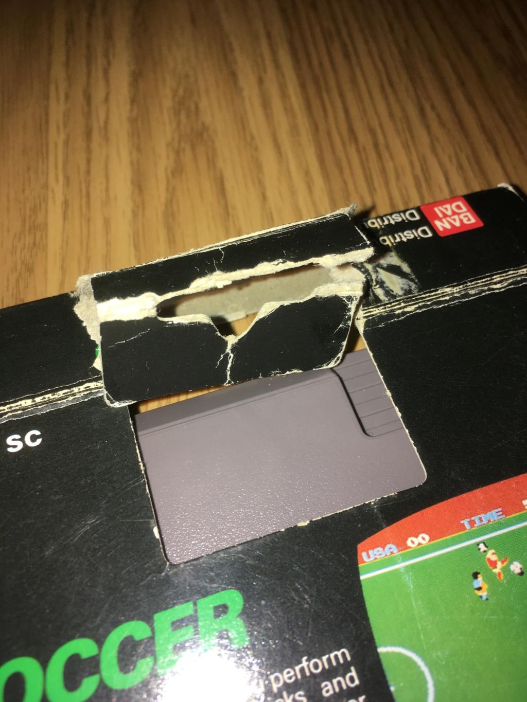 [VDS] Jeux NES / SNES PAL complets dont Les Schtroumpfs avec son poster Soccer15