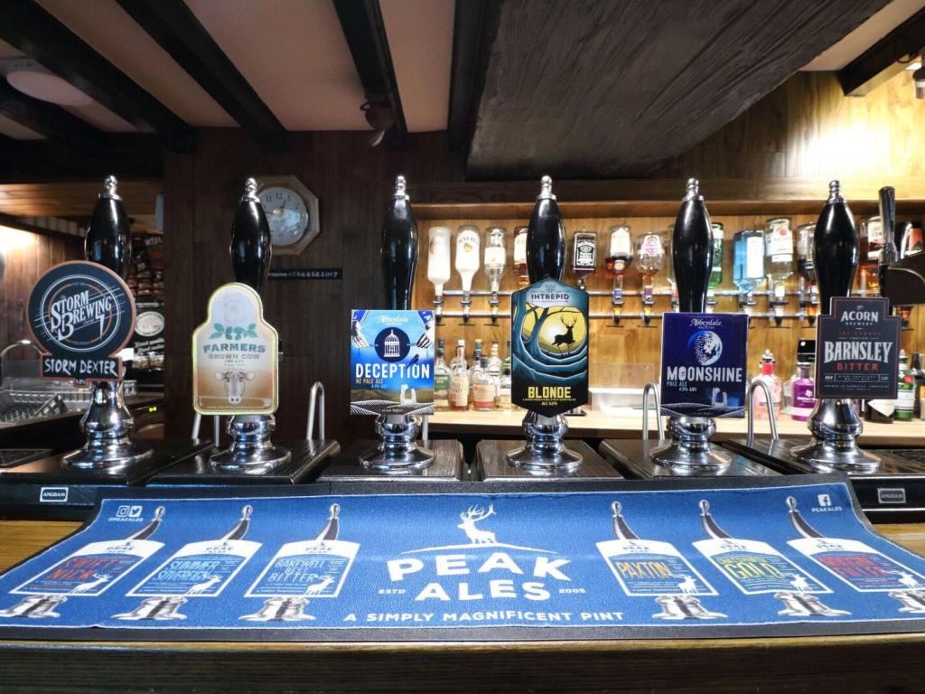 This evening's Ale + Night Cap Whiskies + Pub Food C807d410
