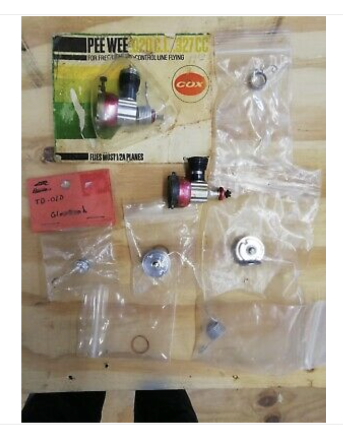 New .020 Muffler Kit #2620 - It seems a shame to open the packaging!? - RC ideas for the .020 Pee Wee - Page 3 Cox_lo10