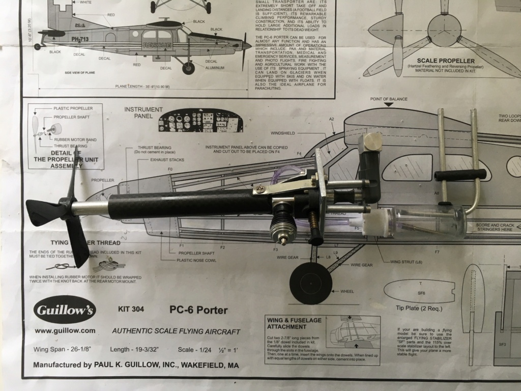 RC build of a Guillows Porter PC-6 for .020 Pee Wee - Page 2 Img_1910