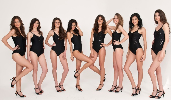Miss TURKEY -  What Do You Think About Turkish Beautiful Girl Contestants ?  F27_7911