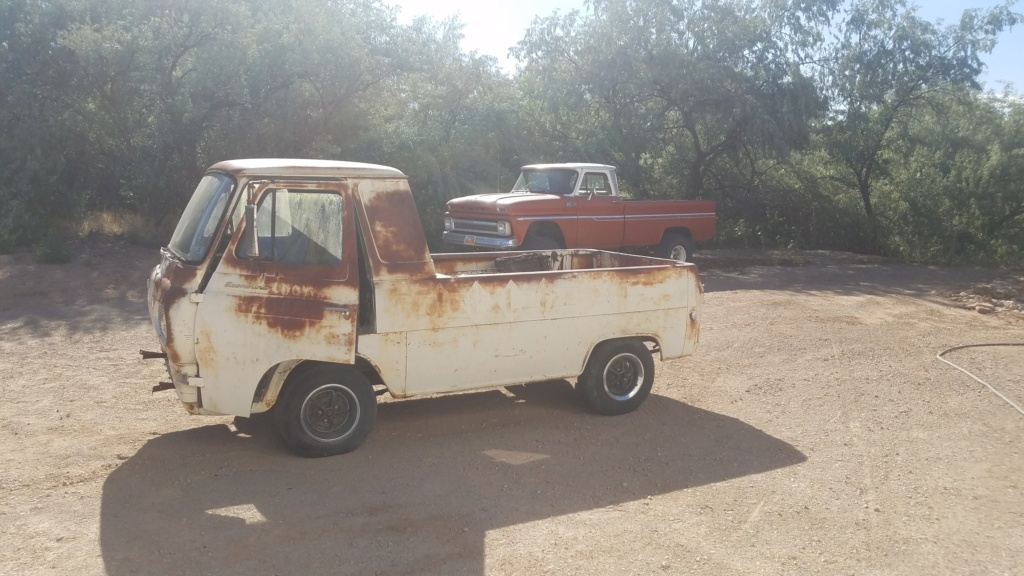 1961 Rust-O-Mod Pickup Build thread 20200712