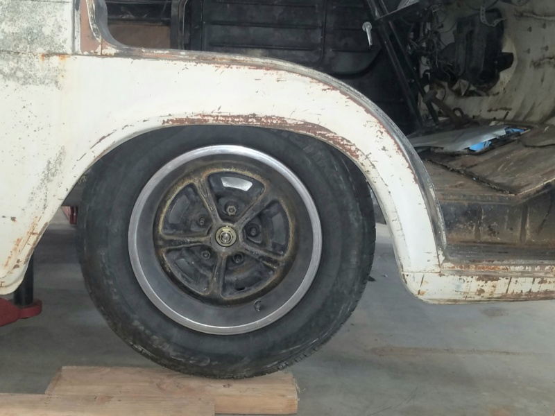 1961 Rust-O-Mod Pickup Build thread 20200837