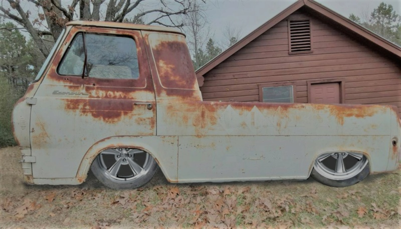 1961 Rust-O-Mod Pickup Build thread Lowere10