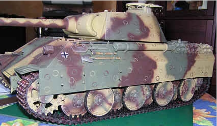 Panther 1/16 mal etwas anders Panthe18