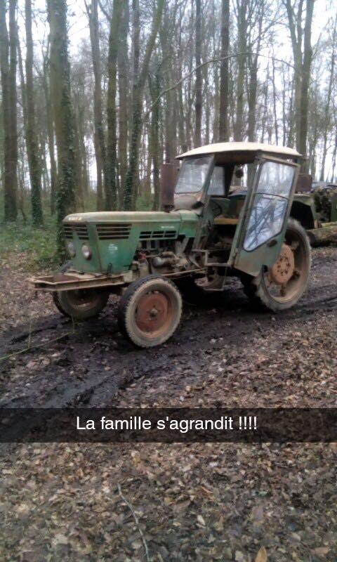 Restauration tracteur deutz D5506 26394710