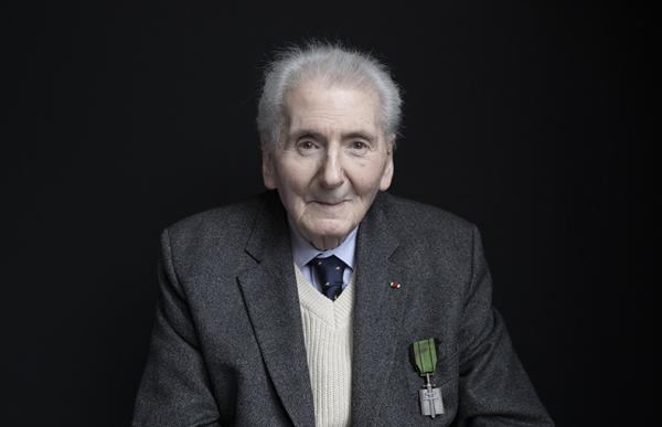 2021/10/12 Hubert Germain, dernier compagnon de la Libération, est mort H-germ10