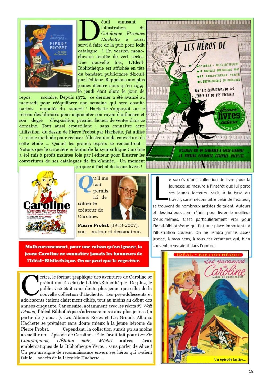 Publicités et catalogues sur l'Idéal-Bibliothèque Caroli10