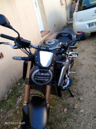 CB 650 R de Serge Cache10