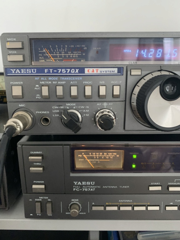 Yaesu FT757GX VFO D62bca10