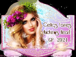 """[♥ Celtic Fairies Corazón Andrew ♥] ANIMALES FANTÁSTICOS -Aporte #8 -Montaje - """"Albert y Candy""""-Destellos para Ambos  Lx3ixy17"""