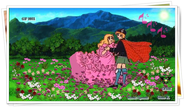 """[♥ Celtic Fairies Corazón Andrew ♥] ANIMALES FANTÁSTICOS -Aporte #5 -Montaje - """"Baile """" -Destellos para Candy  Si_est10"""