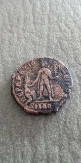 AE2 o Maiorina de Graciano. REPARATIO REI PVB. Aquilea 16327510