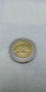5 Rand. Sudáfrica (2016) 16332110