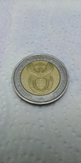 5 Rand. Sudáfrica (2016) 16332111