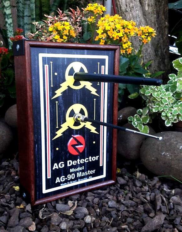 Detectores con antenas 1610