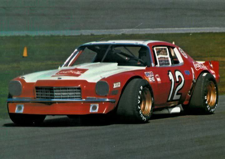 Tour de chauffe en NASCAR Vintage avec Jacques Perreault 12jacq11