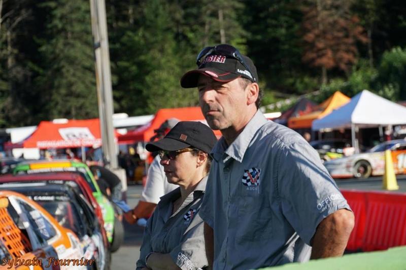 Tour de chauffe en NASCAR Vintage avec Claude Jean 13clau10
