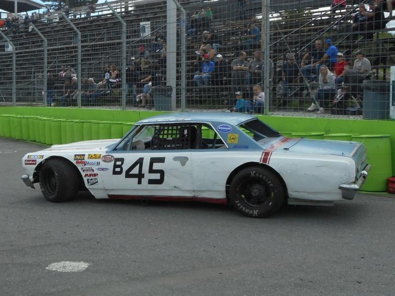 Une recrue s'impose en NASCAR Vintage   16juin15