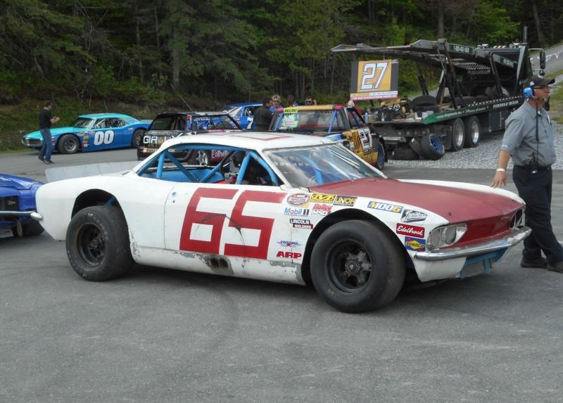 Une recrue s'impose en NASCAR Vintage   16juin16