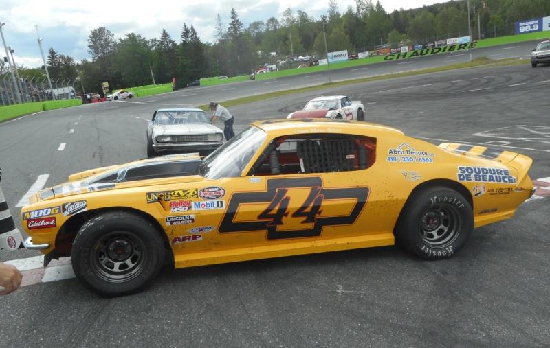 Une recrue s'impose en NASCAR Vintage   16juin17