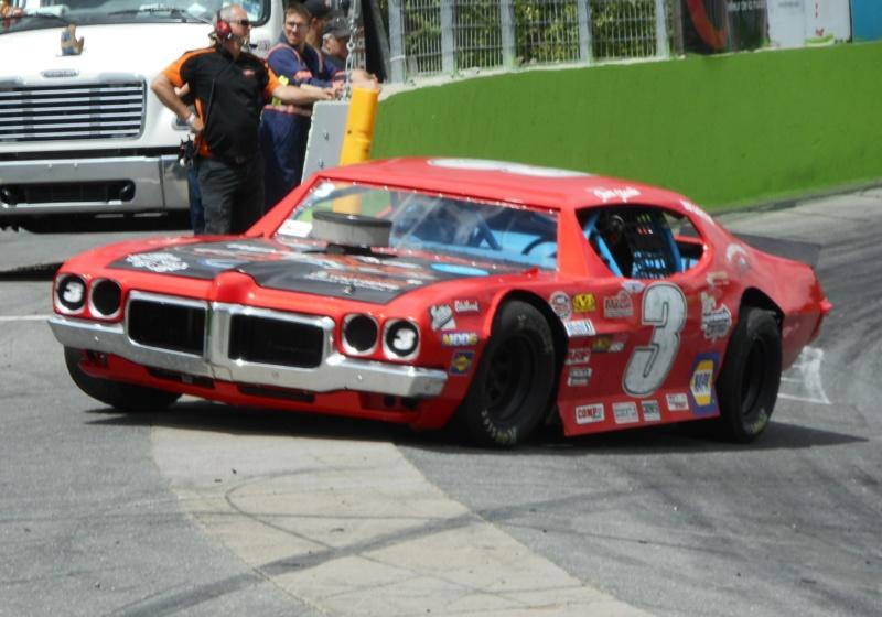 Une recrue s'impose en NASCAR Vintage   16juin18