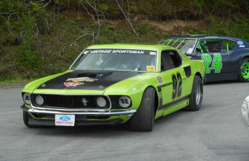 Une recrue s'impose en NASCAR Vintage   16juin21