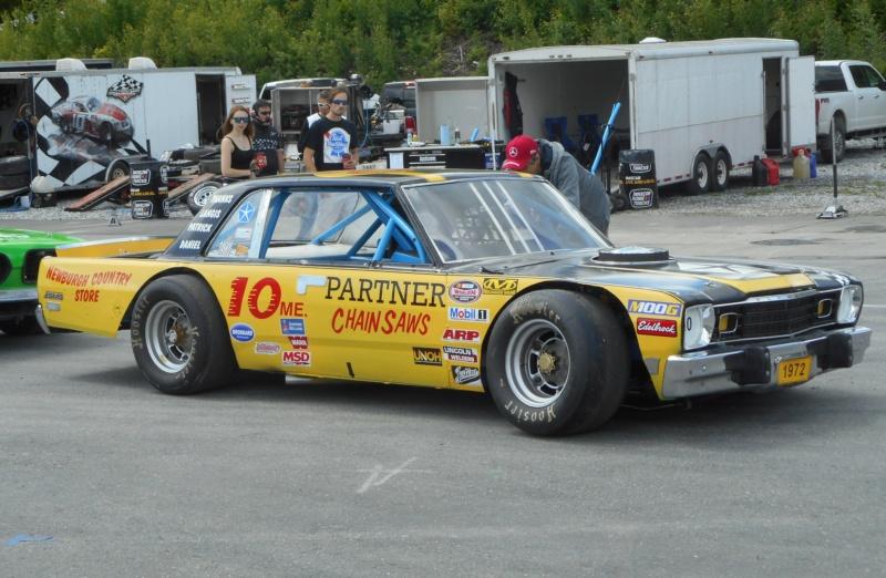 Une recrue s'impose en NASCAR Vintage   16juin22