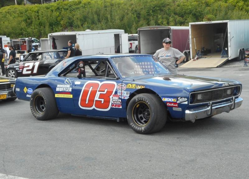 Une recrue s'impose en NASCAR Vintage   16juin23