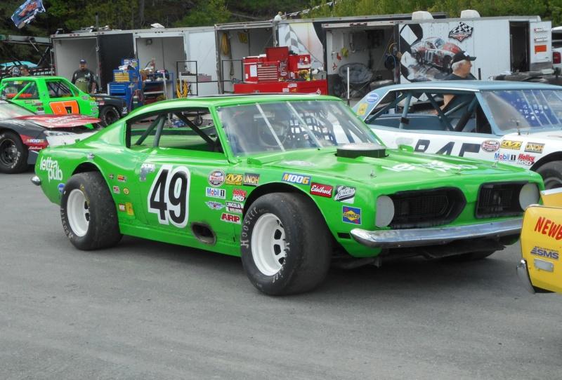 Une recrue s'impose en NASCAR Vintage   16juin26