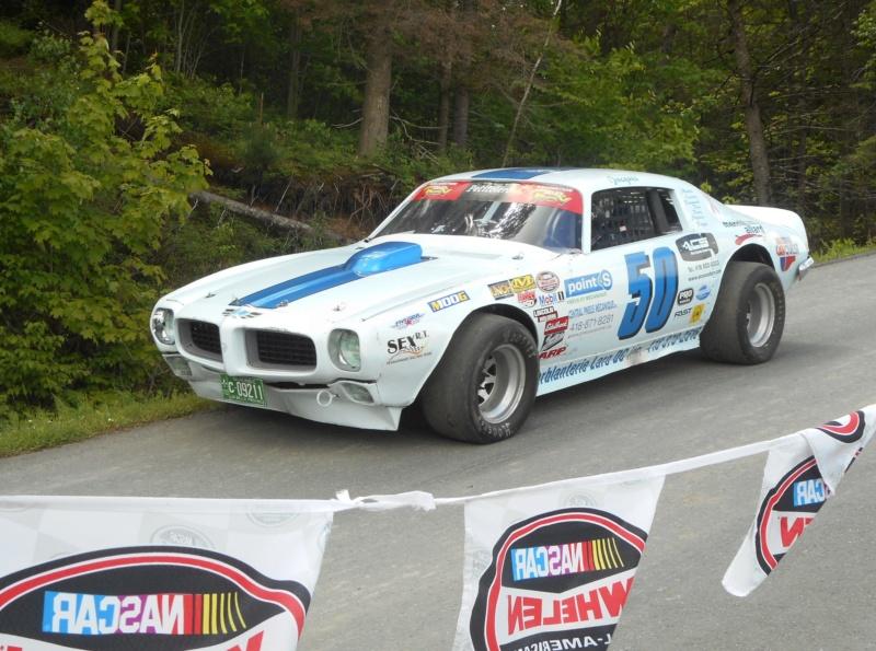 Une recrue s'impose en NASCAR Vintage   16juin27