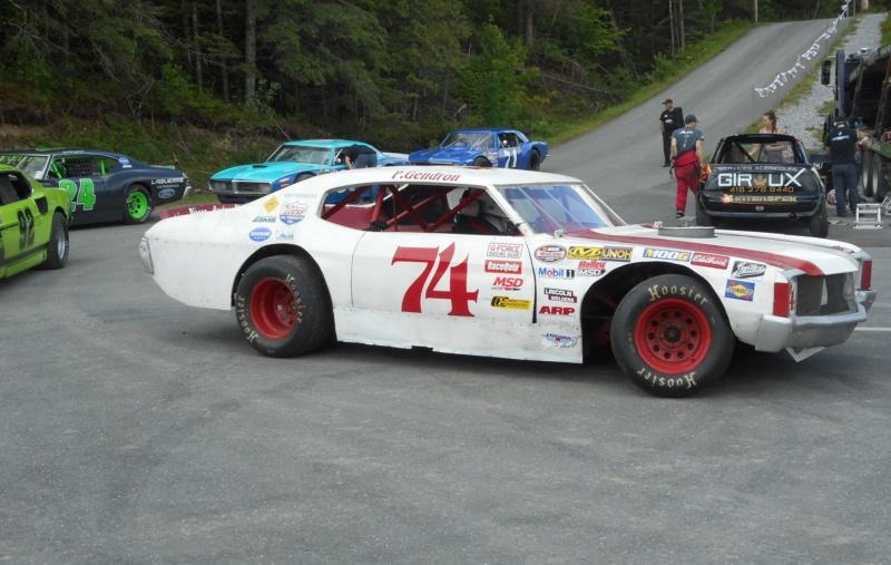 Une recrue s'impose en NASCAR Vintage   16juin28