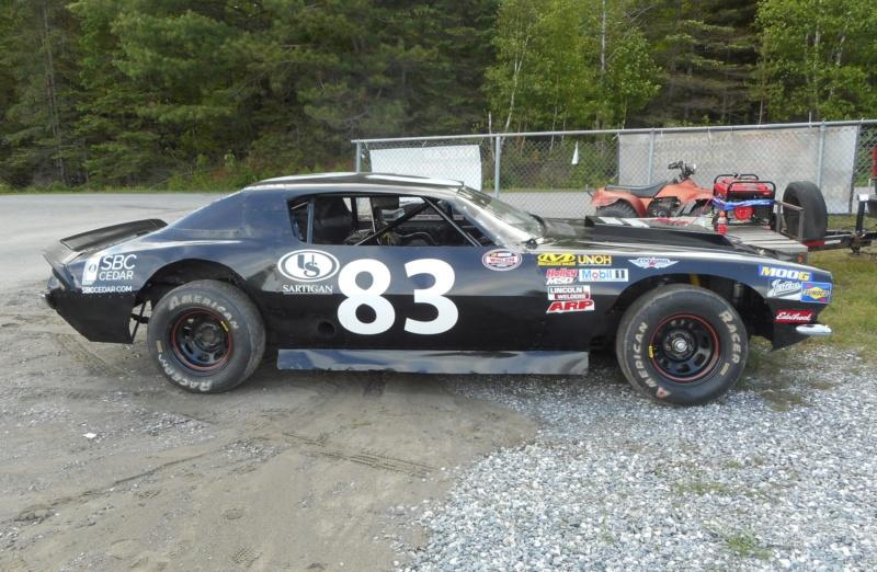 Une recrue s'impose en NASCAR Vintage   16juin29