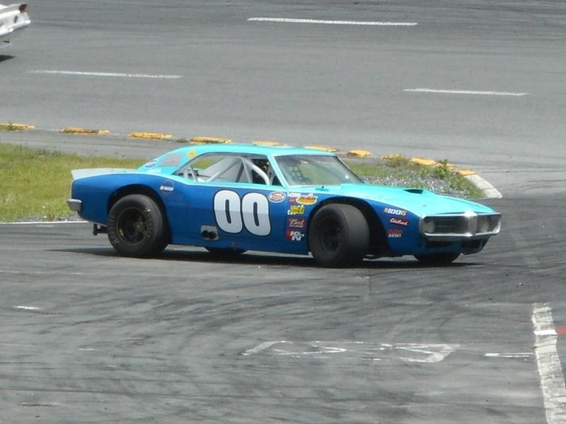 Une recrue s'impose en NASCAR Vintage   16juin30