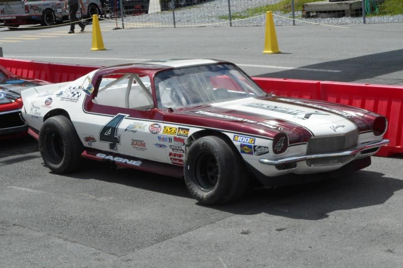 Une recrue s'impose en NASCAR Vintage   16juin31