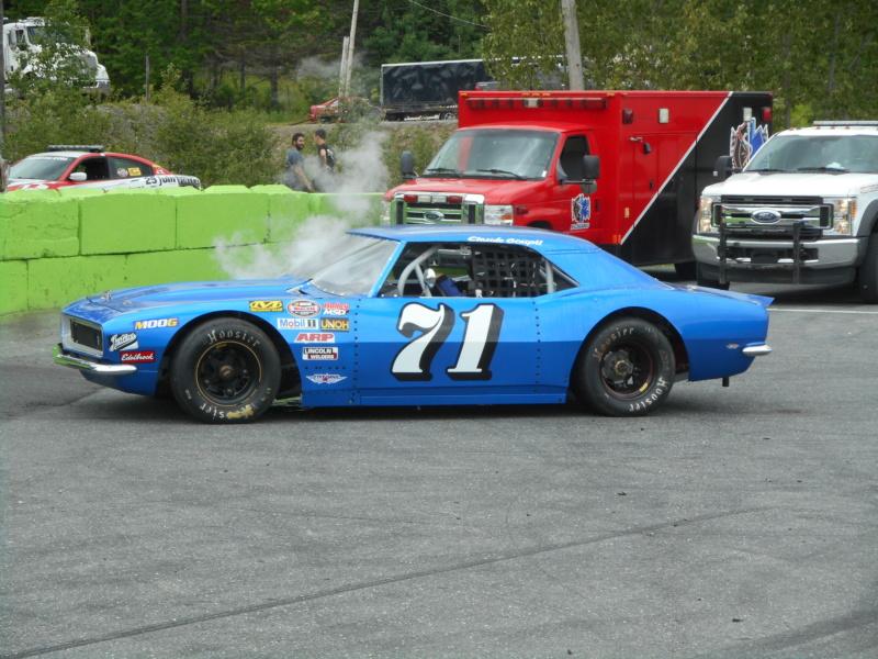 Une recrue s'impose en NASCAR Vintage   16juin32