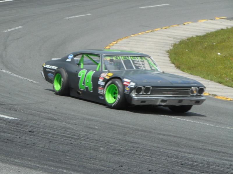 Une recrue s'impose en NASCAR Vintage   16juin34