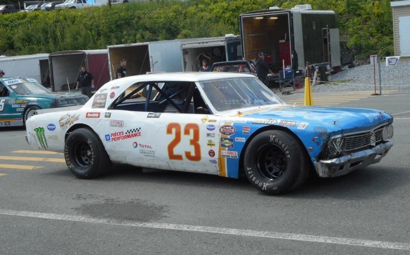 Une recrue s'impose en NASCAR Vintage   16juin35
