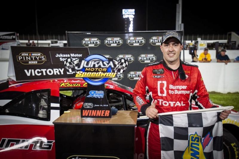 Les NASCAR Pinty's à l'autodrome Chaudière  18-06-10