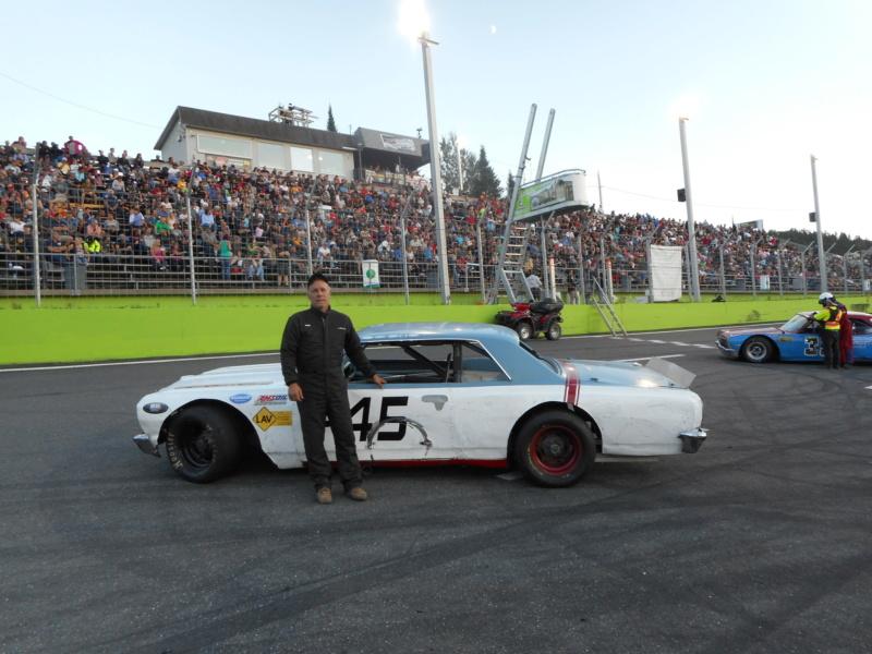 L'ASCVQ devient la division 3 NASCAR à l'Autodrome Chaudière en 2019 18aout11