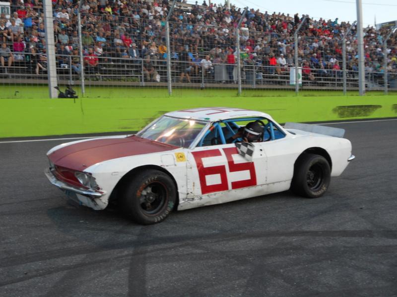 L'ASCVQ devient la division 3 NASCAR à l'Autodrome Chaudière en 2019 18aout14