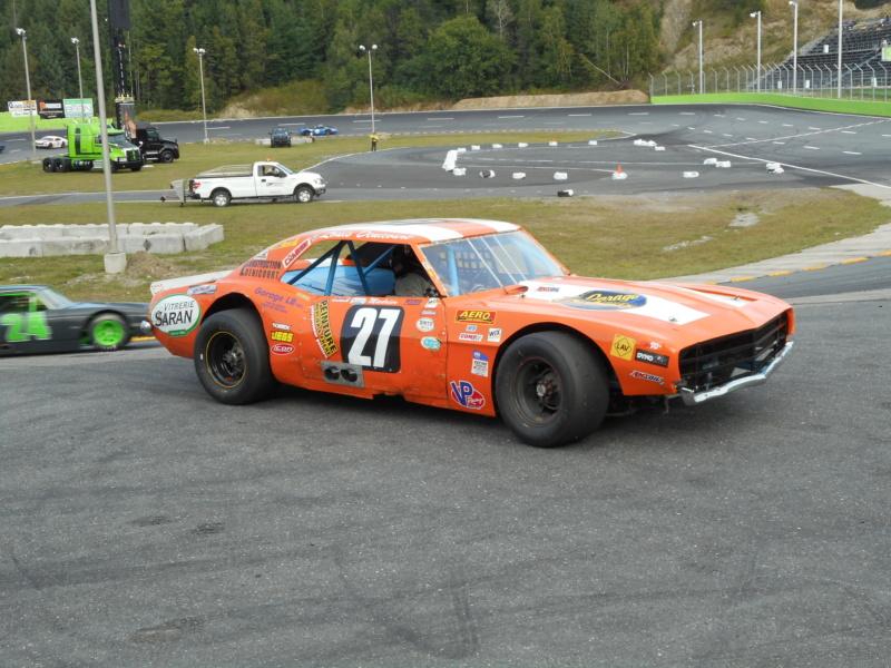 L'ASCVQ devient la division 3 NASCAR à l'Autodrome Chaudière en 2019 18aout16