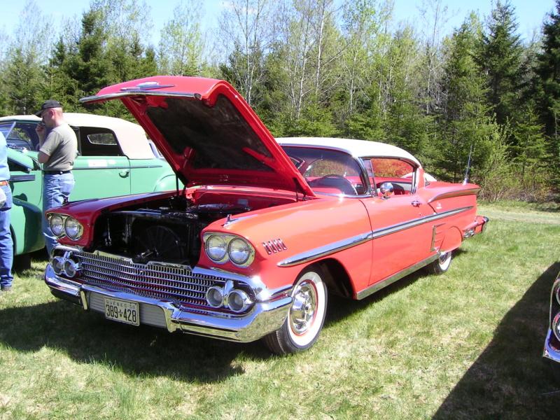 Chevrolet Impala 2018 : tranquille... 1958_c13