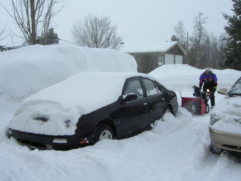 La voiture dans le garage l'hiver ou non? 1993_a10