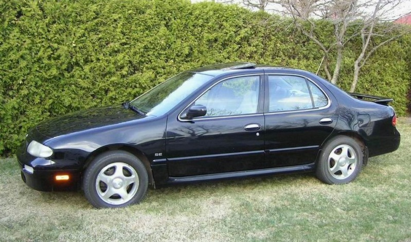 Nissan Altima 2019: enfin un moyen de se distinguer 1993_n10